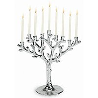 Michael Aram Kerzenleuchter Tree of life menorah