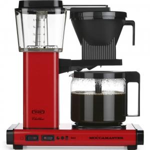 Moccamaster Filter-Kaffeemaschine KBGC 741 - rot