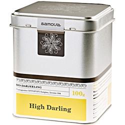 Samova Bio-Darjeeling Plantagen-Tee High Darling
