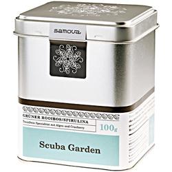 Samova Rooibos-Tee Spirulina Scuba Garden