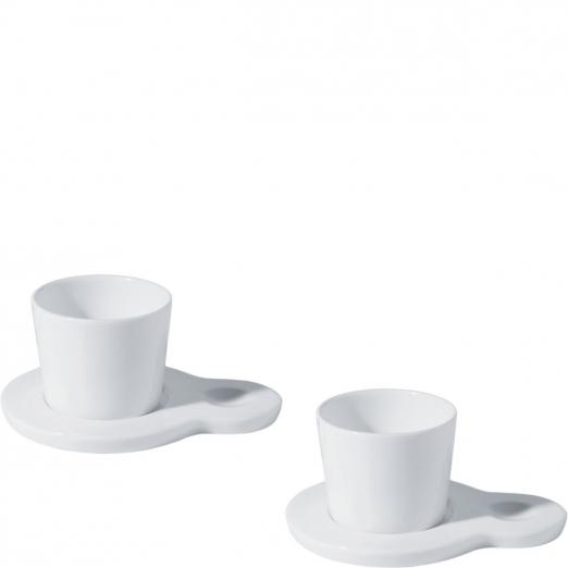 Alessi Espressotassen Hupla