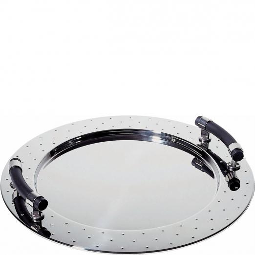 Alessi Servierplatte MGVASS - rund