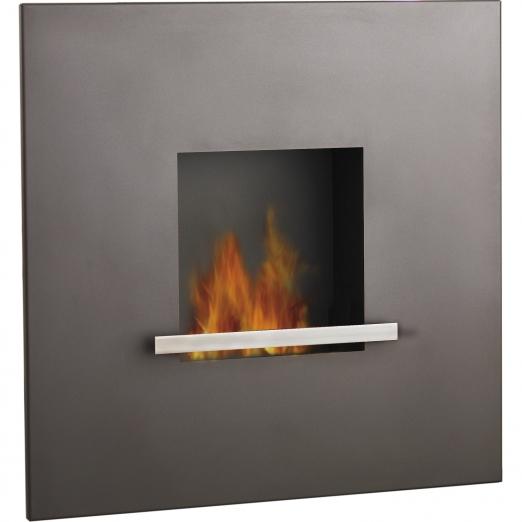 Artepuro Ethanol Kamin Fire Flame - grau