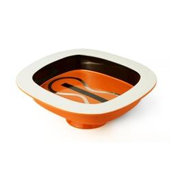 Bitossi Karim Rashid Schale Orange
