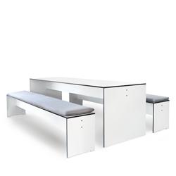 Conmoto Riva Garten Garnitur - Tisch und B�nke
