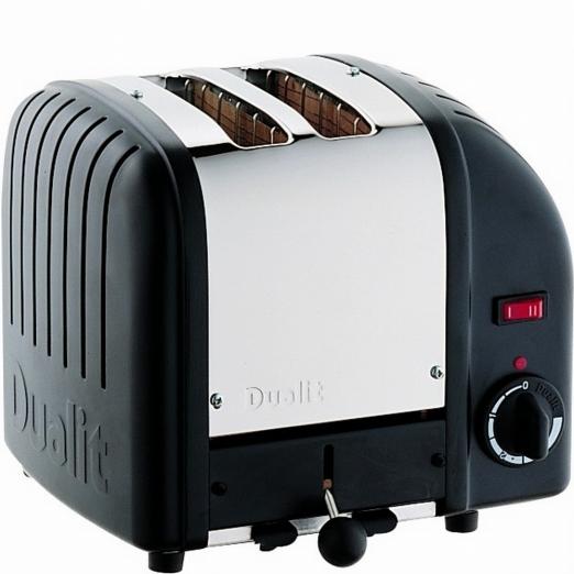 Dualit Toaster Vario 2-Scheiben - charcoal metallic