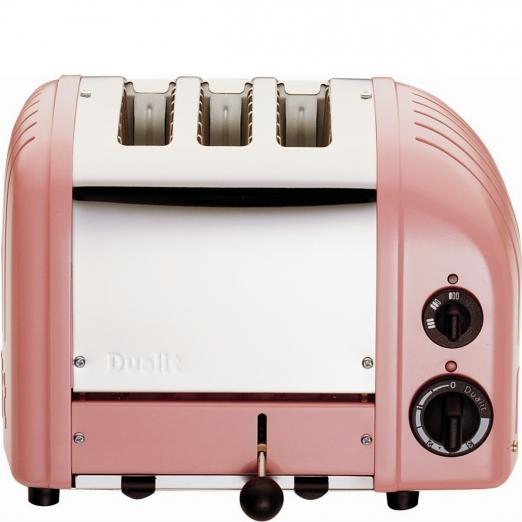 Dualit Toaster Combi 2+1 - pink