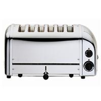 Dualit Vario Toaster 6-Scheiben - chrom