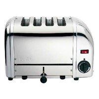 Dualit Vario Toaster 4-Scheiben - chrom