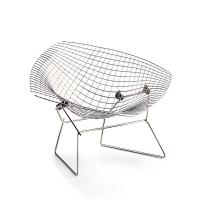 Vitra Miniatur Sessel Diamond Chair