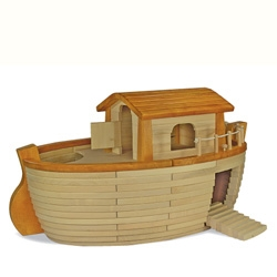 Holztiger Spielzeug Arche Noah