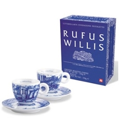 illy Cappucino Tassen Rufus Willis