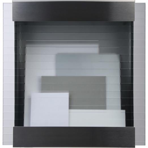 Keilbach Briefkasten glass masterligne