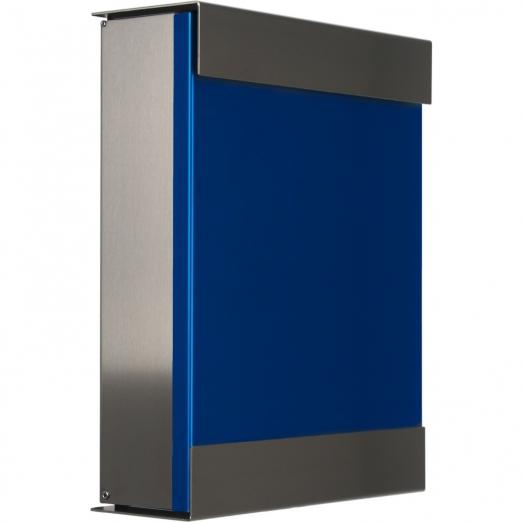 Keilbach Briefkasten glasnost - blau