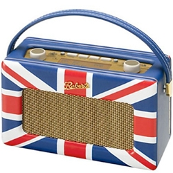 Roberts Radio Revial RD60 Radio Union Jack DAB+
