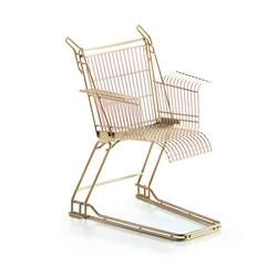 Vitra Miniatur Einkaufswagen Consumer`s Rest