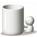 Alessi Tasse The Hug Mug