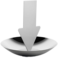 Alessi Schale Communicator arrow