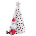 Alessi Weihnachtsfigur Kerzenhalter Natalino