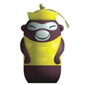 Alessi Zahnstocherbehälter Chin Banana