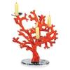 Michael Aram Kerzenleuchter Coral Reef - rot