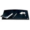 El Casco Schreibtischauflage - Leder schwarz