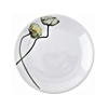 Driade flacher Teller The White Snow Fiori - Set A