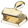 El Casco Locher - vergoldet