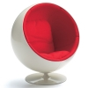 Vitra Miniatur Sessel Ball Chair