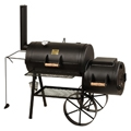 Rumo Joe Grill 16er Tradition - Smoker