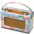 Roberts Radio Cath Kidston RD60 Candy Flowers Blue