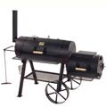 Rumo Joe Grill 16er Longhorn - Smoker