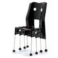 Vitra Miniatur Stuhl Green Street Chair