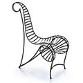 Vitra Miniatur Stuhl Spine