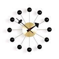 Vitra Wanduhr Ball Clock - messing