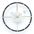 Vitra Wanduhr Sterring Wheel Clock