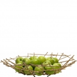 Alessi Tafelaufsatz Blow Up Bamboo Collection