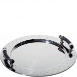 Alessi tray MGVASS - round